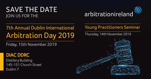 Dublin International Arbitration Day