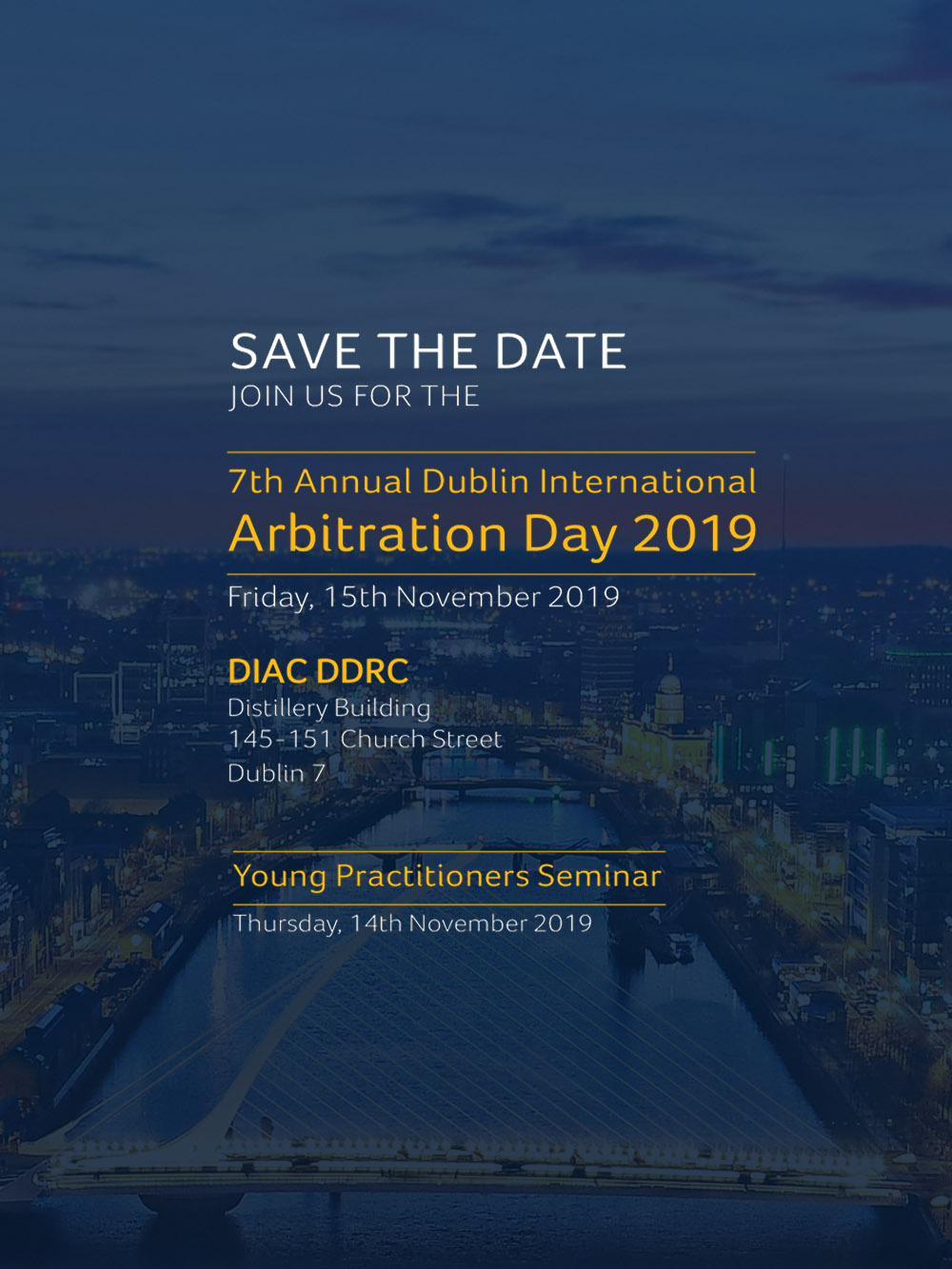 Choose Ireland   The Natural home for Arbitration