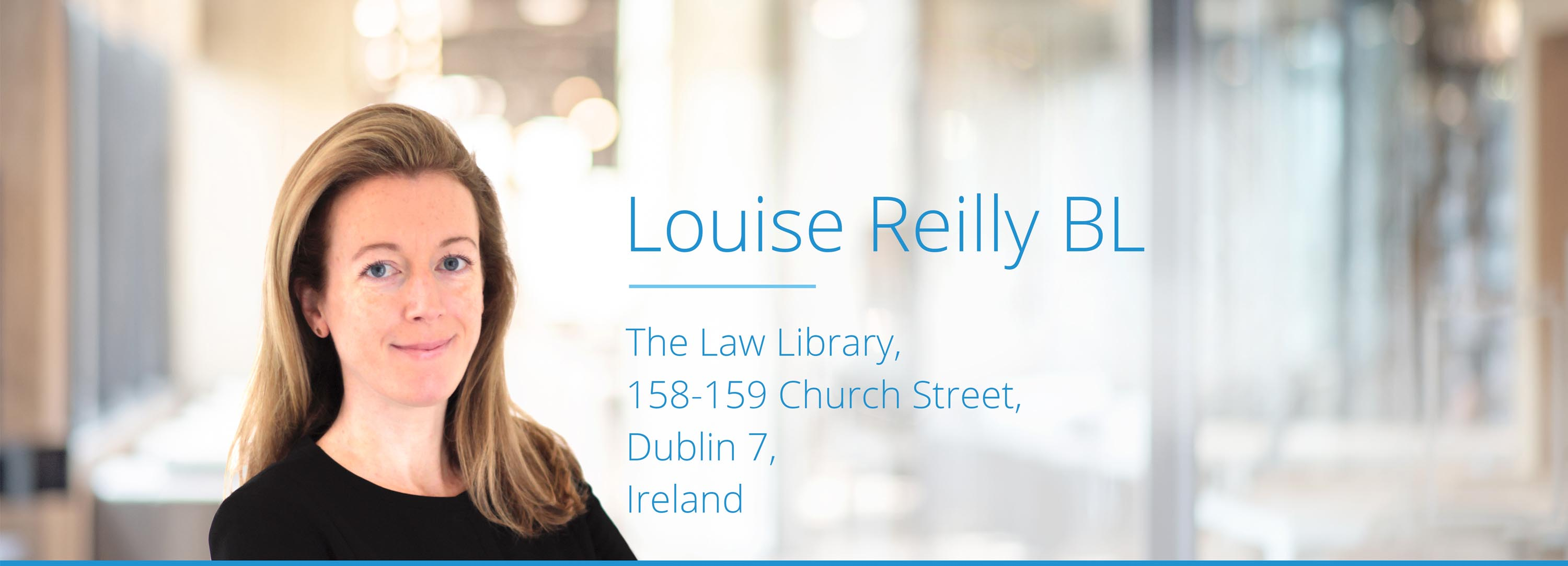Louise Reilly BL