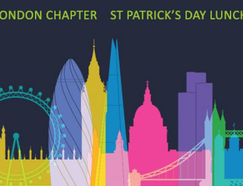 London Chapter – St Patrick's Day Lunch