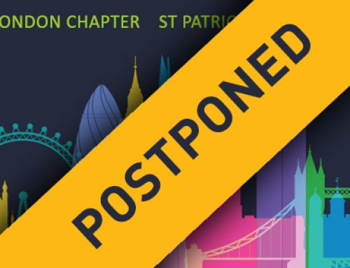 London Chapter – St Patrick's Day Lunch – Postponed